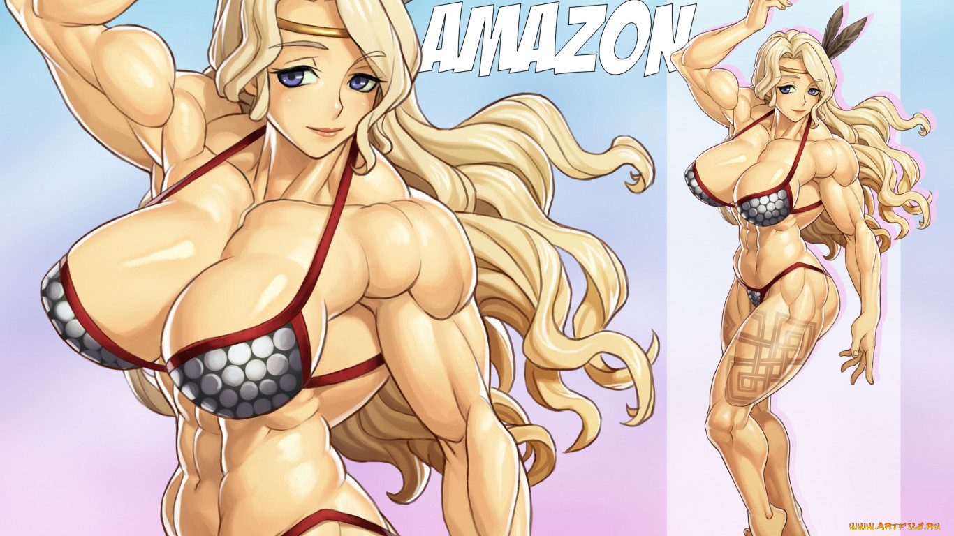 Amazon women cartoon porn xxx scene